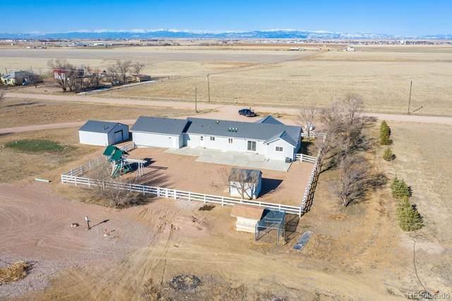 43558 County Road 37, Pierce, CO 80650 (MLS #2077987) :: 8z Real Estate