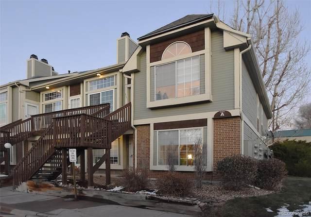 1885 S Quebec Way A-113, Denver, CO 80231 (#2078028) :: Venterra Real Estate LLC