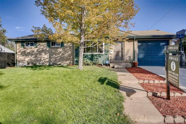 8650 Richard Road, Denver, CO 80229 (MLS #2078068) :: 8z Real Estate