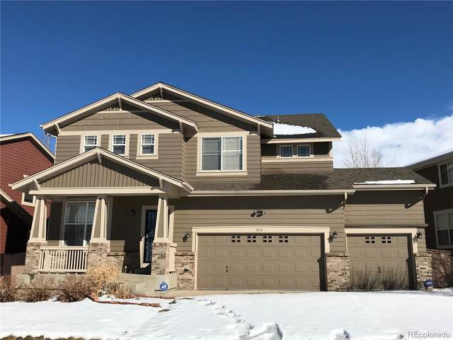 5176 Fox Meadow Drive, Highlands Ranch, CO 80130 (MLS #2078354) :: 8z Real Estate