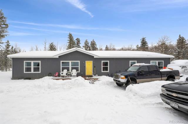 100 Rangeview Drive, Black Hawk, CO 80422 (MLS #2078422) :: 8z Real Estate