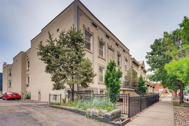 1650 Pearl Street #23, Denver, CO 80203 (#2078507) :: The Gilbert Group