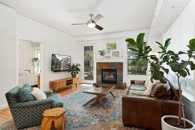 1699 N Downing Street #107, Denver, CO 80218 (MLS #2078858) :: 8z Real Estate