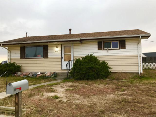 425 4th Street, Bennett, CO 80102 (MLS #2078865) :: 8z Real Estate