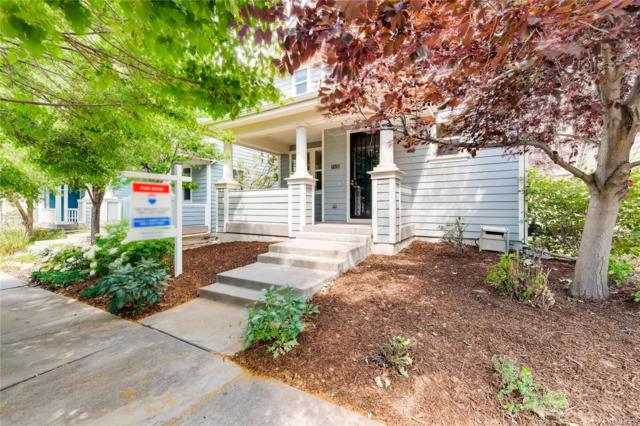 2816 Akron Street, Denver, CO 80238 (#2078873) :: Mile High Luxury Real Estate