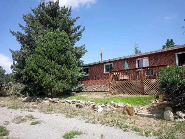 5727 Pine Ridge Drive, Elizabeth, CO 80107 (#2080303) :: The Artisan Group at Keller Williams Premier Realty