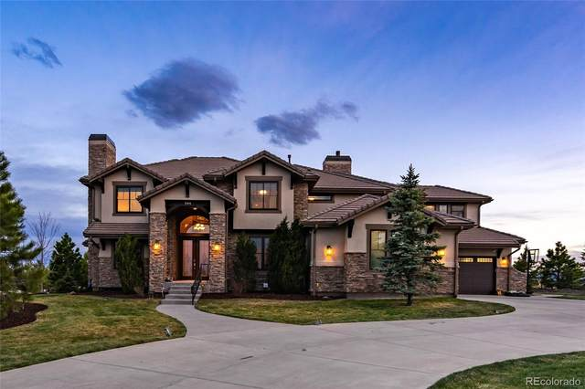546 Tremolite Place, Castle Rock, CO 80108 (#2081078) :: HomeSmart