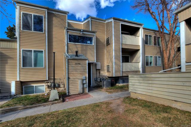 10792 E Exposition Avenue #353, Aurora, CO 80012 (#2081201) :: The Pete Cook Home Group