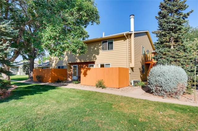 1309 W 112th Avenue C, Westminster, CO 80234 (#2081409) :: The DeGrood Team
