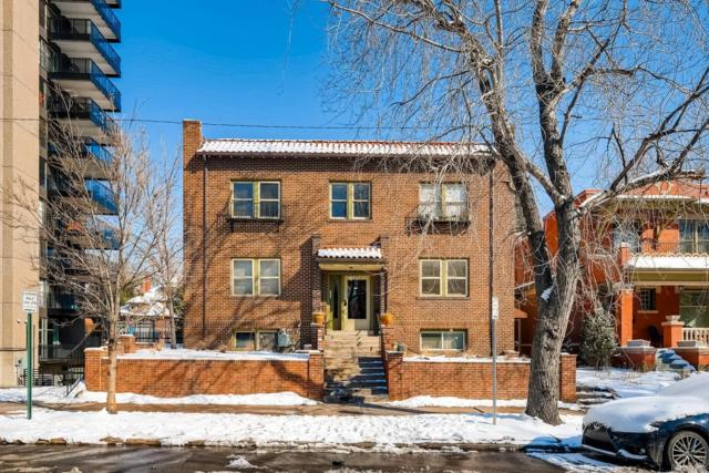1010 N Downing Street #3, Denver, CO 80218 (#2081910) :: The Pete Cook Home Group