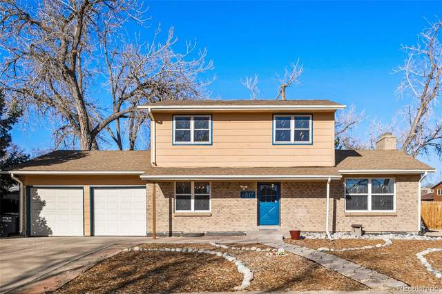 6517 W 84th Avenue, Arvada, CO 80003 (#2081972) :: Venterra Real Estate LLC