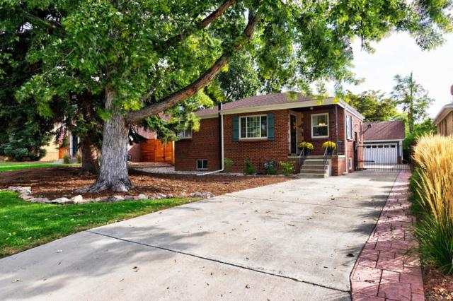 1176 Poplar Street, Denver, CO 80220 (#2082704) :: The Galo Garrido Group