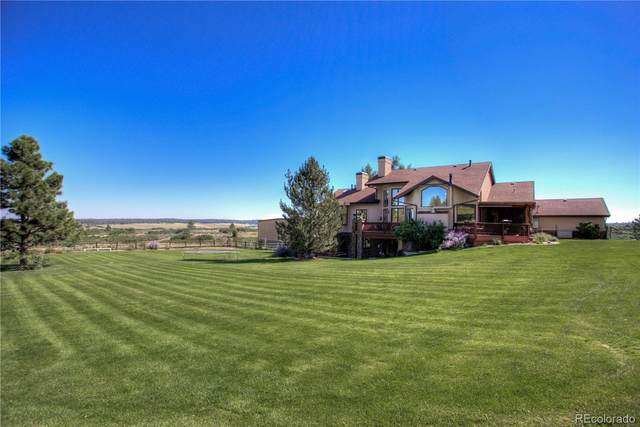 545 S State Highway 83, Franktown, CO 80116 (#2082731) :: The Brokerage Group