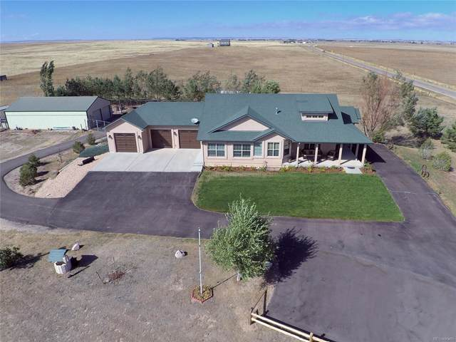 4232 Peyton Highway, Peyton, CO 80831 (MLS #2082747) :: 8z Real Estate