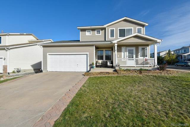9751 Falcon Lane, Littleton, CO 80125 (#2083128) :: The Griffith Home Team