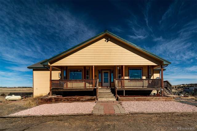 5517 County Road 124, Elizabeth, CO 80107 (MLS #2083399) :: 8z Real Estate