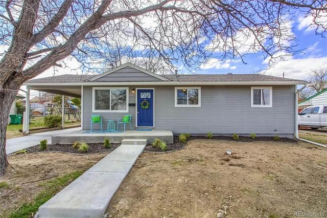 8441 Devonshire Boulevard, Denver, CO 80229 (MLS #2083589) :: 8z Real Estate