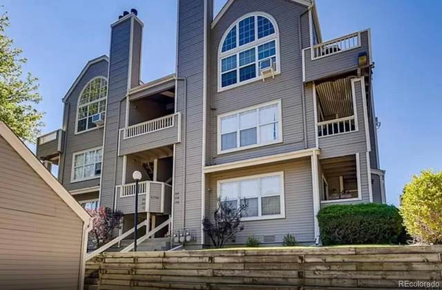 5706 W Asbury Place #101, Lakewood, CO 80227 (MLS #2083802) :: Find Colorado Real Estate