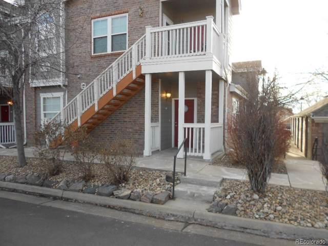 16366 E Fremont Avenue #3, Aurora, CO 80016 (#2083808) :: The DeGrood Team