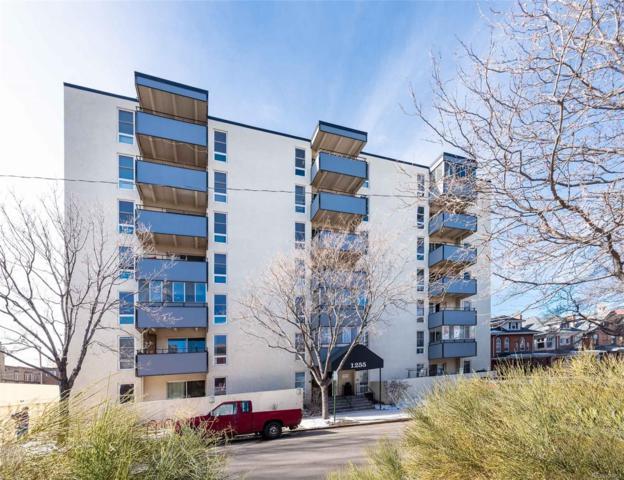 1255 N Ogden Street #302, Denver, CO 80218 (MLS #2083880) :: Bliss Realty Group