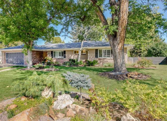 800 S Jackson Street, Denver, CO 80209 (MLS #2084094) :: 8z Real Estate