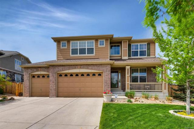 5321 S Eaton Park Way, Aurora, CO 80016 (#2084143) :: The Pete Cook Home Group
