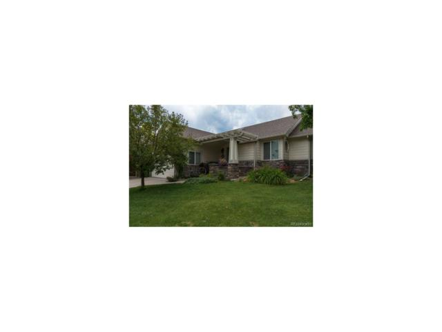 7137 Johnson Circle, Niwot, CO 80503 (MLS #2084216) :: 8z Real Estate