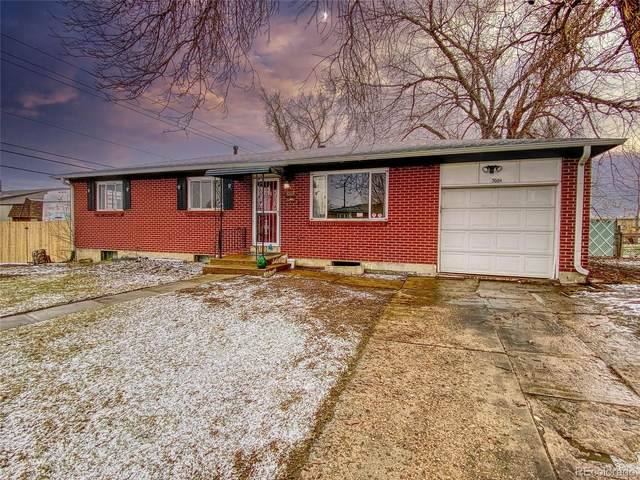 3004 W Tufts Avenue, Englewood, CO 80110 (#2084235) :: The Harling Team @ HomeSmart