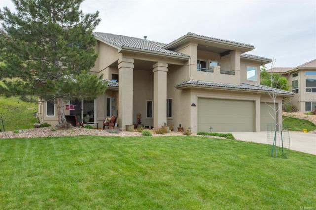 6338 Spotted Fawn Run, Littleton, CO 80125 (#2084475) :: The Griffith Home Team