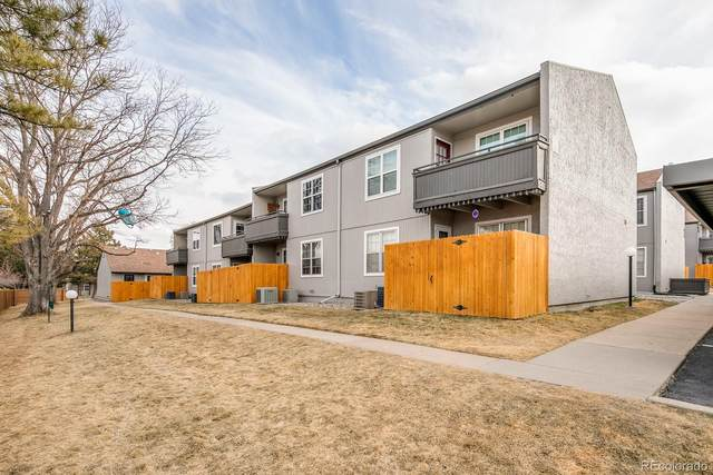 7105 S Gaylord Street A4, Centennial, CO 80122 (#2084804) :: Wisdom Real Estate