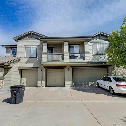 12929 Grant Circle E B, Thornton, CO 80241 (#2084947) :: The Griffith Home Team