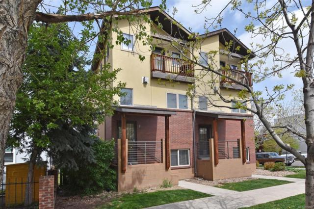 500 30th Street #2, Denver, CO 80205 (MLS #2085397) :: The Space Agency - Northern Colorado Team
