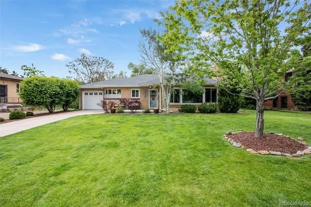 3860 Carr Street, Wheat Ridge, CO 80033 (#2085467) :: The Griffith Home Team