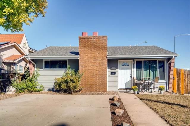 600 Lowell Boulevard, Denver, CO 80204 (MLS #2085485) :: 8z Real Estate