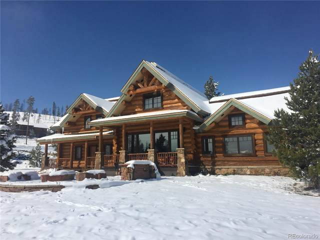 33 County Road 4102, Granby, CO 80446 (MLS #2085814) :: 8z Real Estate