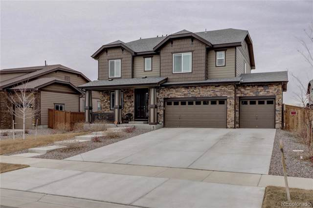 70 S Ider Way, Aurora, CO 80018 (#2085946) :: The Griffith Home Team