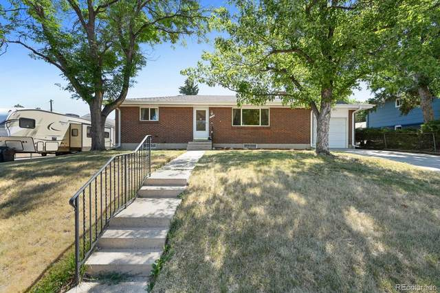 732 S Simms Street, Lakewood, CO 80228 (#2086188) :: The DeGrood Team