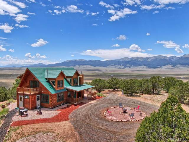 284 Commanche Road, Westcliffe, CO 81252 (#2086387) :: Real Estate Professionals