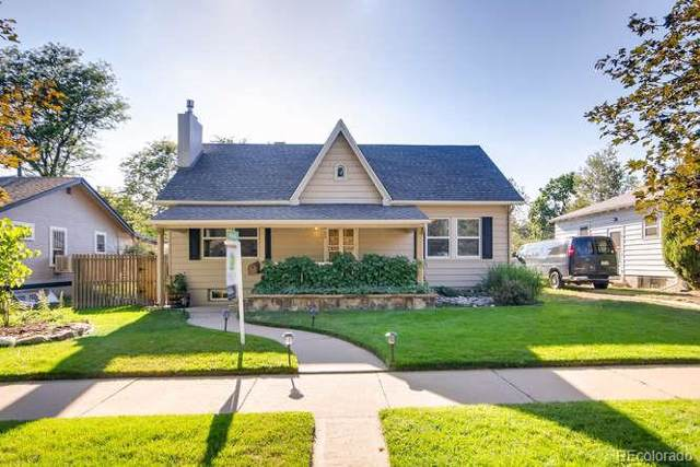 1733 S Lafayette Street, Denver, CO 80210 (MLS #2086649) :: Keller Williams Realty