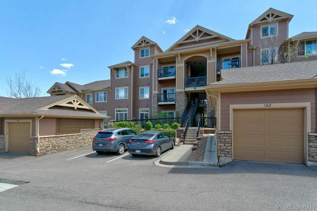 10056 W Unser Drive #102, Littleton, CO 80127 (#2086820) :: Briggs American Properties