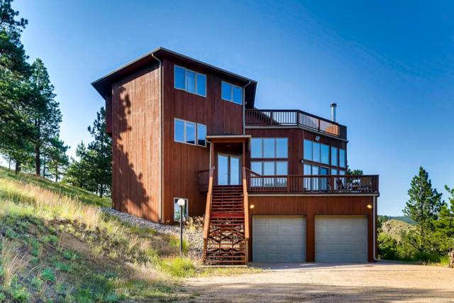 38419 Boulder Canyon Drive, Boulder, CO 80302 (#2087337) :: The Peak Properties Group