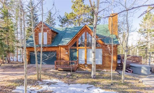 168 Loafers Lane, Woodland Park, CO 80863 (#2087600) :: Wisdom Real Estate