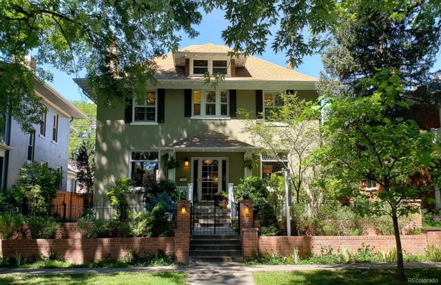 2365 N Albion Street, Denver, CO 80207 (#2087728) :: The HomeSmiths Team - Keller Williams