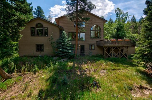 8055 Armadillo Trail, Evergreen, CO 80439 (#2087817) :: Structure CO Group