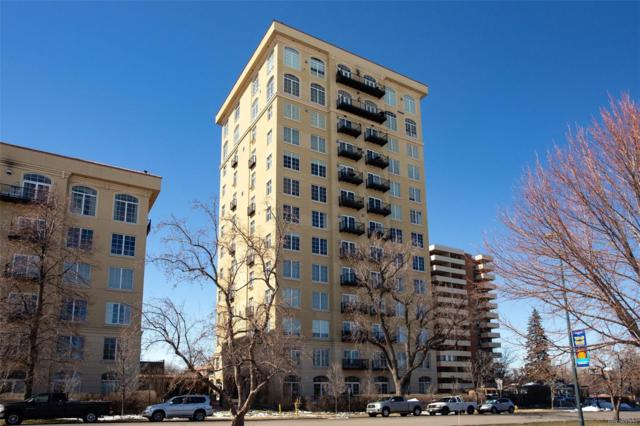 25 N Downing Street 1-501, Denver, CO 80218 (#2088212) :: The Heyl Group at Keller Williams