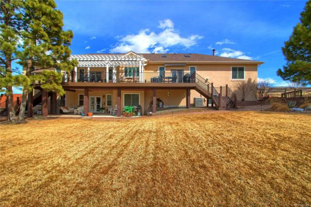 990 Glade Gulch Road, Castle Rock, CO 80104 (MLS #2088276) :: Kittle Real Estate
