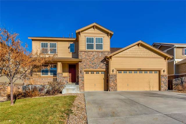 6292 S Jackson Gap Court, Aurora, CO 80016 (#2088371) :: The Peak Properties Group