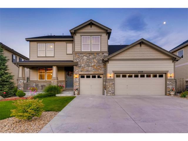 6548 S Kewaunee Way, Aurora, CO 80016 (MLS #2088399) :: 8z Real Estate