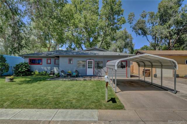 128 Esther Drive, Colorado Springs, CO 80911 (#2088495) :: The DeGrood Team