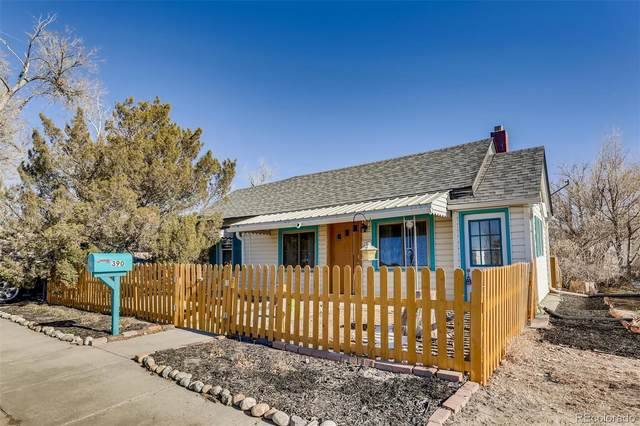 390 6th Street, Bennett, CO 80102 (#2088959) :: The Colorado Foothills Team | Berkshire Hathaway Elevated Living Real Estate